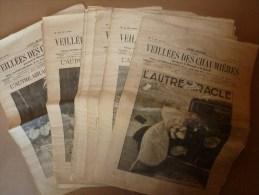 1935 VDC 17 Revues: L'AUTRE MIRACLE Par Henri Ardel; Les ANGES De France;Ossuaire DOUAUMONT; Japonaise;Ste Cécile;MARAMA - Bücher, Zeitschriften, Comics