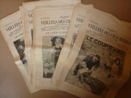 1935 VDC 16 Revues: LE COUP D'AILE Par Guy Wirta;Limoge En 1750;Van Eyck-Bruegel;CALV AIRES;La Vie Au Moyen Âge; OURIDA - Bücher, Zeitschriften, Comics
