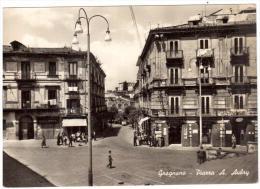 CO287 GRAGNANO (Napoli) PIAZZA A. AUBERY - Napoli (Napels)