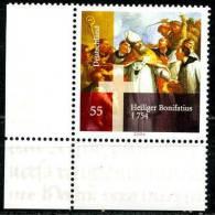 BRD - Michel 2401 ECKE LIU - ** Postfrisch (A) - 55C  Hl. Bonifatius - Ungebraucht