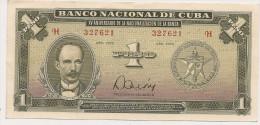 CUBA  1 PESO  1975
