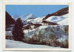 AUSTRIA - AK 207205 Sellraintal / Tirol - Österreich