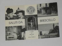 REGGIO EMILIA - Saluti Da Brescello - Peppone E Don Camillo - Fernandel E Gino Cervi - Scene Dal Film - Reggio Nell'Emilia