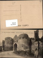 347386,Aquitanien Dordogne Domme Porte Des Tours Türme Tor - France