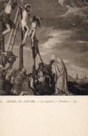 MUSEE DU LOUVRE - Le Calvaire - Véronèse - Peintures & Tableaux