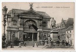 ALLEMAGNE . DEUTSCHLAND . DUSSELDORF . STATUE DE BISMARCK - Réf. N°7291 - - Duesseldorf