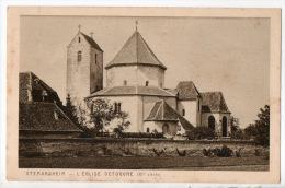 68 - OTTMARSHEIM . L'ÉGLISE OCTOGONE - Réf. N°7297 - - Ottmarsheim