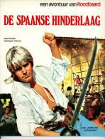 Roodbaard - De Spaanse Hinderlaag (1ste Druk) 1975 - Roodbaard