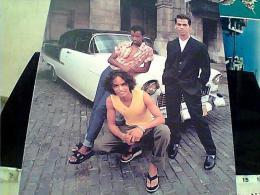 LEY UOMO BOYS MODA HABANA MODELS AND CAR PUBBLICITARIA AUTO  N1996 EM9155 - Moda