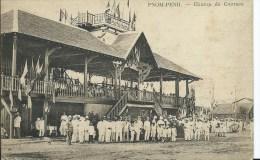 CAMBODGE - PHNOM-PENH - Champ De Courses - Cambodja