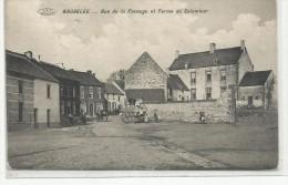 WAGNELEE - Rue De La Favauge Et Ferme Colombier (Fleurus) - Fleurus