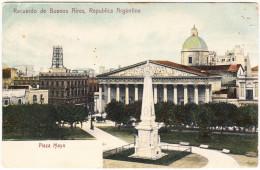Buenos Aires - Plaza Mayo - Republica Argentina - Argentinië