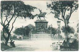 106 Estatua D Pedro I (Rio De Janeiro) - Brazil - Rio De Janeiro