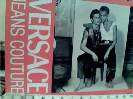PUBBLICITA  CITRUS 0631 - VERSACE - JEANS COUTURE  N2010 EM9174 - Fashion