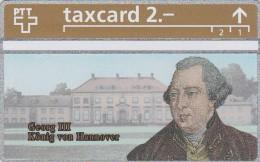 Switzerland, K-152.A, Die Goldenen K�nigskarten - Georg III K�nig von Hannover, Mint.   305L.