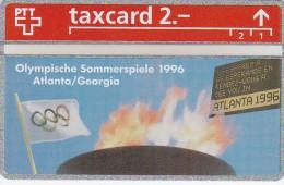 Switzerland, K-93/28A, Olympische Sommerspiele 1996 Atlanta, Mint.   302L.