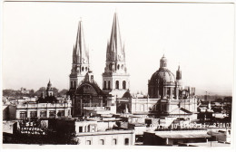 53 Catedral Guad-jal-a - Mexico - Mexico