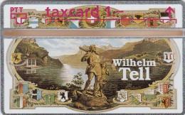 Switzerland, K-93/46A, Sir Rowland Hill AG - Wilhelm Tell, Mint.   322L.