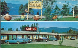 Etr - Canada - GASPE - Anna Mabel Motel... - Gaspé
