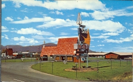 Etr - Canada - Québec - GRANBY - Bon Soir Motel - Granby