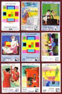 Bus Oc�ane du Havre - divers titres de transport - 204 cartes (voir descriptif)
