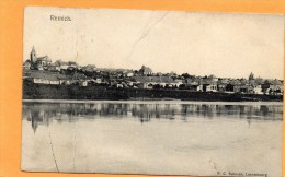 Remich 1910 Luxembourg Postcard - Remich