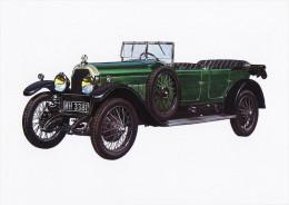 Postcard Automotive Art 1925 Austro Daimler ADM/BK Austro-Daimler Car MH3381 - Passenger Cars