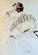 CPM érotisme - éditeur Taschen - 3 Filles De Leur Mère 1920 De Pierre Louys - La Mère - Other