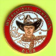Pin International Cowboys Club - 1O30