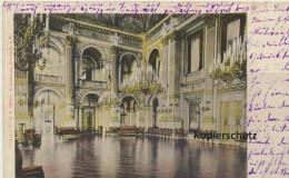 Ansichtskarte Schwerin, Schloss, Goldener Saal