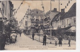 NOGENT LE ROI Avenue Gare - Maintenon