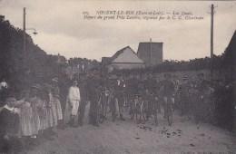NOGENT LE ROI  Course Cycliste - Nogent Le Roi