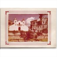 SDMTP0650C-LFTD5331TARSC. TARJETA POSTAL DE ECUADOR.Iglesia Antigua De QUITO Y OTRAS CONTRUCCIONES. - Ecuador