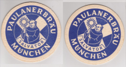 Paulaner Salvator , Paulanerbraeu - Thomasbraeu - Weisse Schrift - Sotto-boccale