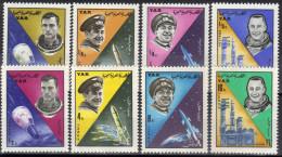 Yemen,Astronauts 1965.,MNH - Yemen