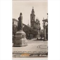 SDMTP0651C-LFTD1051TARSC. TARJETA POSTAL DE BRASIL.Catedral Y Monumento En RIO DE JANEIRO - Edificios & Arquitectura