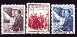 CSSR 1951 - 696-98 O Michel - Gebraucht