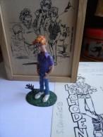 "STYLE PIXI   ""SERIE LIMITEE CREATION"" LEO LODEN NEUF DANS SA BOITE D'ORIGINE CERTIFICAT 96/250 - Figurines"