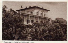 CPA   ITALIE ----CASAMARINA---CALETTA DI CASTIGLIONCELLO ( PISA )--a - Pisa