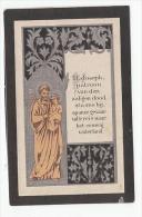 Doodsprentje Eerw. Sylvester VERMEULEN Oud-bestuurder Congregatie Jonge Dochters Lier Iseghem 1840 Priester Aalst 1887 - Images Religieuses