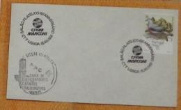 Portugal - Radio Marconi Portuguese Company CPRM - International Telecomunications 1991 - Lisboa - Telecom
