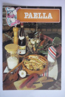 Recettes ( Cuisine )les Bonnes Recettes De Maritchu - La Paella ( Recette Au Dos De La Carte - Küchenrezepte