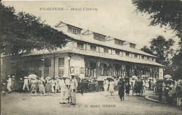 CAMBODGE -PHNOM-PENH - Royal Cinéma (écrite Au Verso) - Cambodja