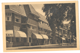 Bussum Vlietlaan M. Café C. 1950 - Bussum