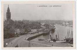 Dunkerque Photo Vue Générale Port Bateaux  Env. 1912 ? - Dunkerque