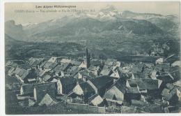 Isère CORPS  Vue Générale Et Pic De L'Obiou Env. 1908 - Corps
