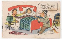 Jean De Preissac - Adultère - Alors ! On Ne Se Barbe Pas Trop Chez Moi ?... ..... (72255) - Illustrators & Photographers