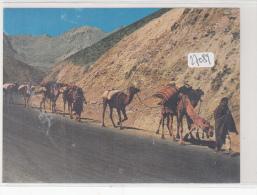 CPM GF - Afghanistan -A Caravan On The Highway - Afghanistan