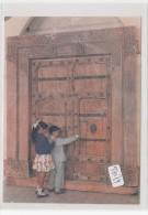 CPM GF - Kuwait - An Old Gate - Koweït