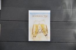 N 221 ++ AUSTRALIA 2014 CHAMPAGNE GLASES SELF ADHESIVE  MNH ** - 2010-... Elizabeth II